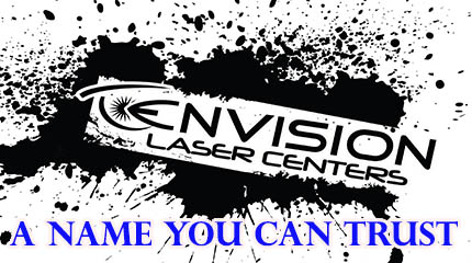 Envision Laser Centers' -Seeing Is Believing- Free LASIK giveaway.