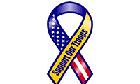 Envision Laser Centers supports our troops and anyone protecting us and our freedom.